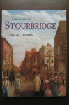 """A History of Stourbridge"" Book - gifted to  Sturbridge in 2010."