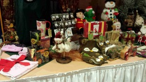 Harrington Hosp. Auxiliary Gift Shop items - Nov 10, 2014