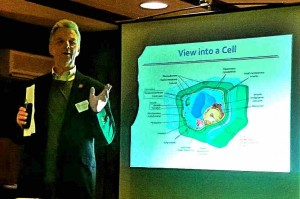 Otto & anatomy of a cell 12-15-2015