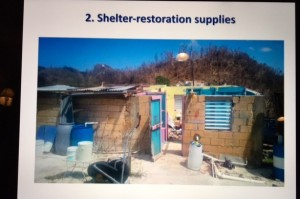 Shelter Restoration - Moca PR - Feb 26, 2018