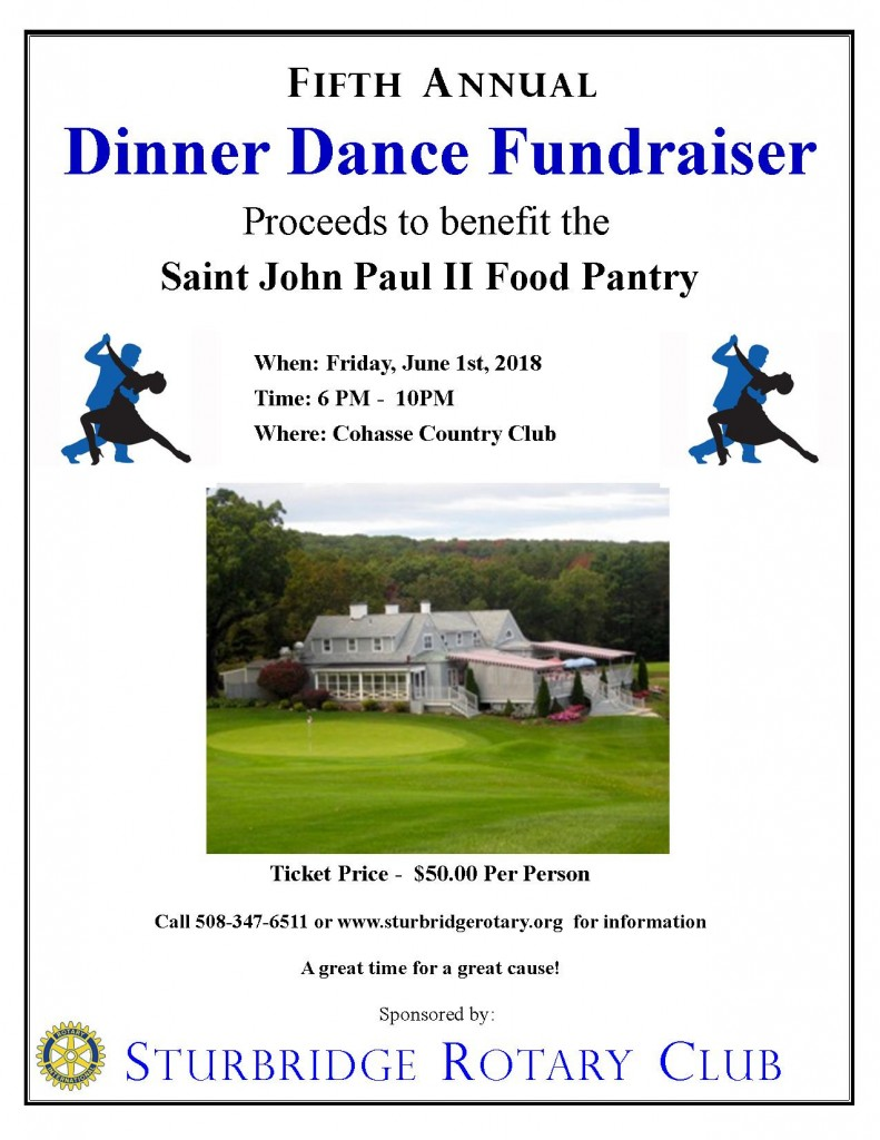 Dinner Dance Flyer 2018 - II
