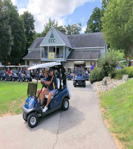 Aug. 20 - Golf Cart lineup - 2018