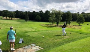 Aug. 20 - Golf, Zonia swing - 2018