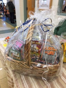11 - 9 - New lottery ticket basket